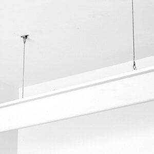 Ультратонкая светодиодная панель 295*1195мм 40W