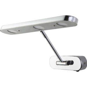 Светильник светодиодный для подсветки зеркал 9Вт LORI-9