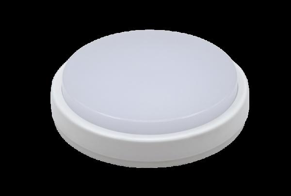 Светильник влагозащищённый круг 8Вт IP65