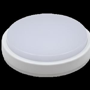 Светильник влагозащищённый круг 12Вт IP65