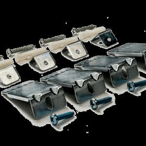 Комплект подвесов LP-КПП-Д потолочный длинный для панели СД