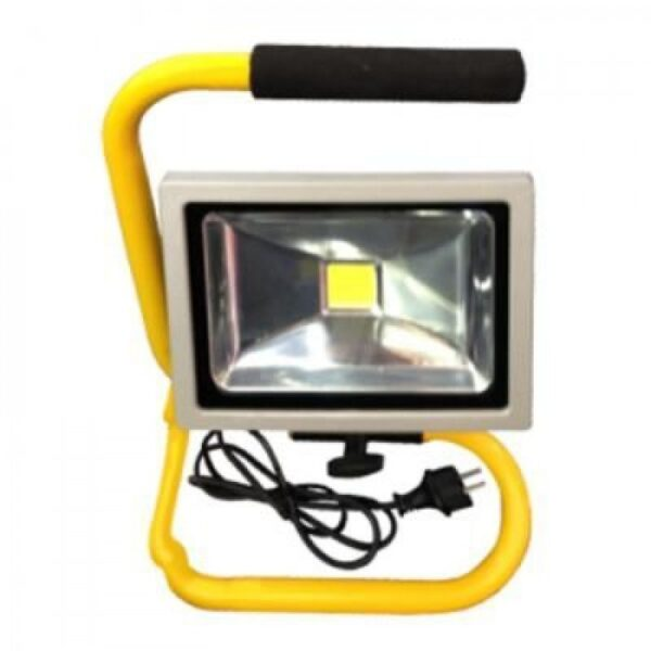 Переносной светодиодный прожектор 30W
