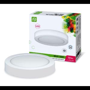 Накладной (LED) светильник Round SDL Smartbuy-8w/5000K/IP20