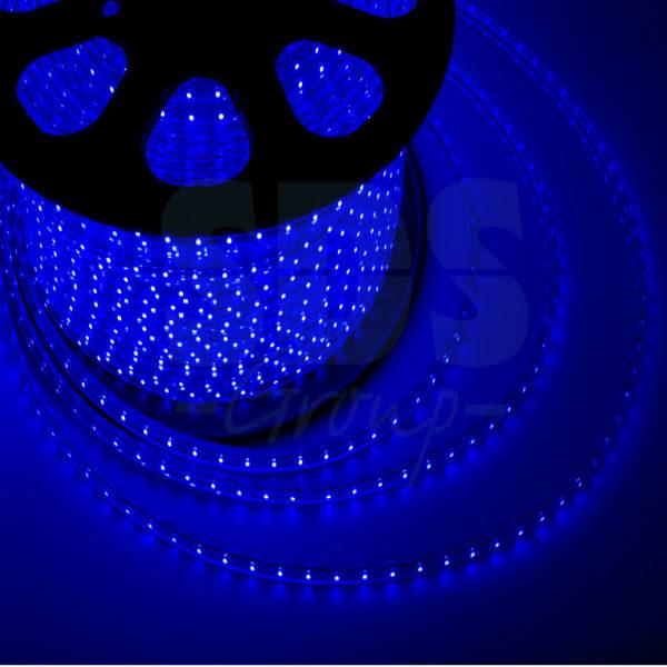 142-103 LED лента 220В, 10*7 мм, IP67, SMD 2835