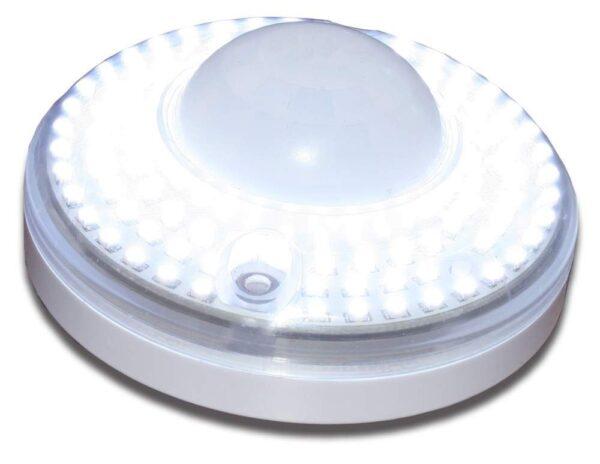 Светодиодный светильник 7Вт с датчиком движения