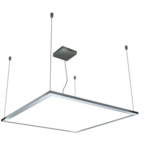 Ультратонкая светодиодная  панель 40W 595х595х7 мм  LightON 3900Лм