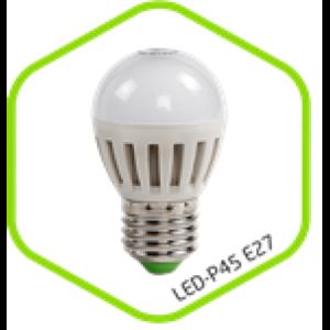Лампа светодиодная LED-ШАР-standard 3.5Вт 220В Е27 320Лм