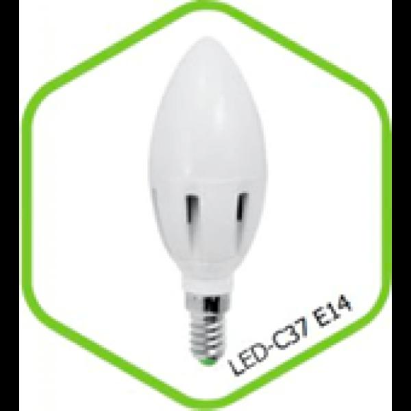 Лампа светодиодная LED-СВЕЧА-standard 3.5Вт 220В Е14 320Лм