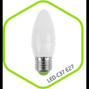 Лампа светодиодная LED-СВЕЧА-standard 3.5Вт 160-220В Е27 320Лм