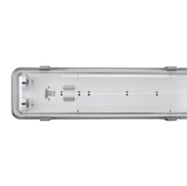 Корпус влагозащищенный IP65 по светодиодную лампу Т8 (Аналог ЛСП 2х36)