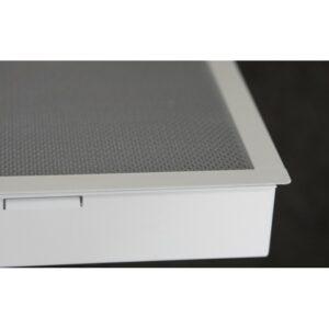 Светодиодный светильник встраиваемый в гипсокартон Diodex 620x620x60мм 68W