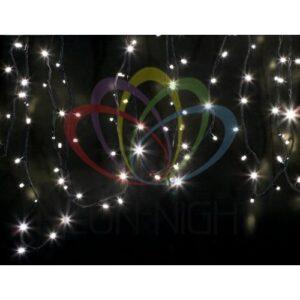 """315-116 Гирлянда модульная """"Дюраплей LED"""" 20м 200 LED черный ПВХ, Тепло-белая 24В"""