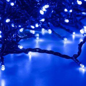 "323-503 Гирлянда ""LED ClipLight"" 24V, 5 нитей по 20 метров, цвет диодов Синий"
