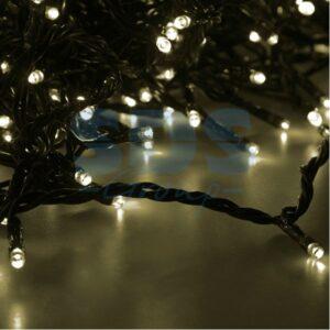 """323-606 Гирлянда """"LED ClipLight"""" 24V, 5 нитей по 20 метров, цвет диодов Теплый Белый, Flashing (Белый)"""
