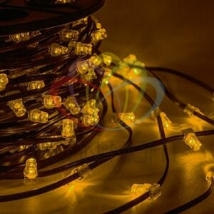 "325-121 Гирлянда ""LED ClipLight"" 12V 150 мм, цвет диодов Желтый"