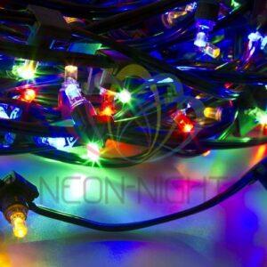 "325-129 Гирлянда ""LED ClipLight"" 12V 150 мм, цвет диодов Мульти"