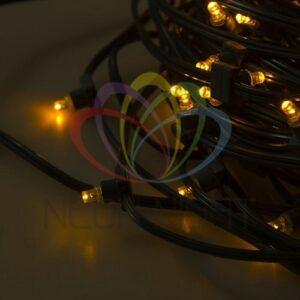 "325-131 Гирлянда ""LED ClipLight"" 12V 300 мм, цвет диодов Желтый"