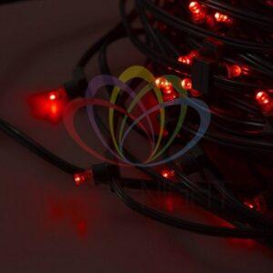 """325-132 Гирлянда """"LED ClipLight"""" 12V 300 мм, цвет диодов Красный"""