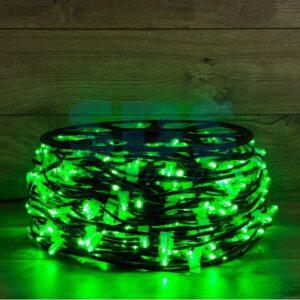 "325-134 Гирлянда ""LED ClipLight"" 12V 300 мм, цвет диодов Зеленый"