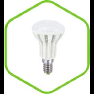 Лампа светодиодная LED-R50-standard 3.0Вт 220В Е14 300Лм