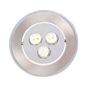 Светодиодный встраиваемый светильник 3вт VERA-3 HL673L