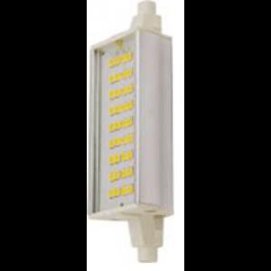 Ecola Projector LED Lamp Premium 12,0W F118 220V R7s 4200K (алюм. радиатор) 118x20x32 J7SV12ELC