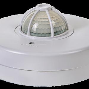 Датчик движения инфракрасный ДД-024-W 1200ВТ 180-360 ° 12м, IP33 Белый