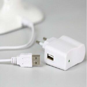 Светодиодный наст. светильник (LED) Smartbuy-7W/NW/5-S Dim/W