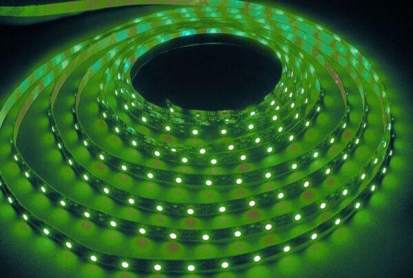 Светодиодная LED лента IP65 SMD50x50/60 14,4Вт/м холодный белый