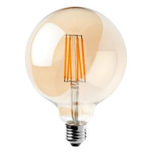 Светодиодная лампа G125 Е27 8Вт Димируемая Маяк