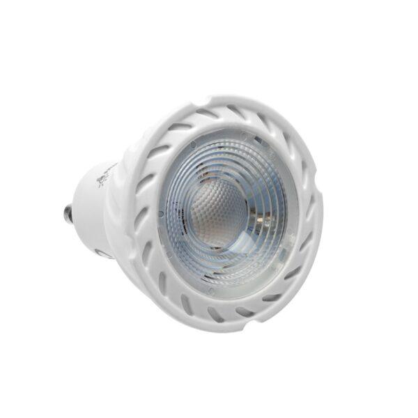 Лампа светодиодная 6Вт 220В GU10 Димируемая Маяк
