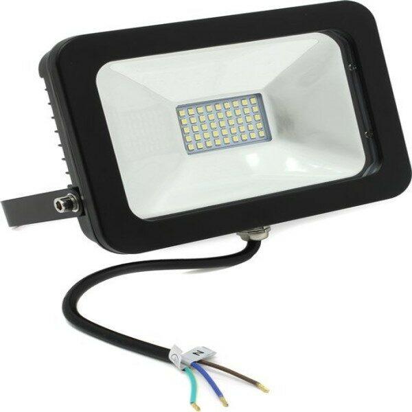 Светодиодный прожектор 30Вт FL Smartbuy-30 4000-6500К