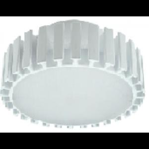 Ecola GX70 LEDPremium 23,0W Tablet 220V матовое стекло (фронтальный алюм.радиатор) 111х42