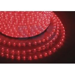 121-322-4 Дюралайт LED, свечение с динамикой (3W) – красный, 24 LED/м, бухта 100м
