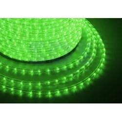 121-324-4 Дюралайт LED, свечение с динамикой (3W) – зеленый, 24 LED/м, бухта 100м
