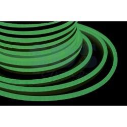 131-014 Гибкий Неон LED – зеленый, бухта 50м