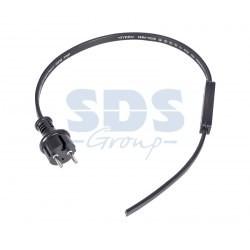 331-003 Набор для подключения двухжильного Belt-light (шнур питания 1, 5м с вилкой, коннектор)