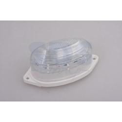 415-115 Лампа-строб накладная 30 LED белая, желтая, зеленая, красная, синяя