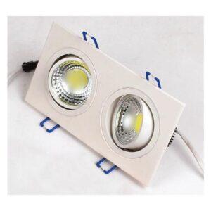 Светодиодный светильник встраиваемый 10вт ADRIANA-10 HL6702L