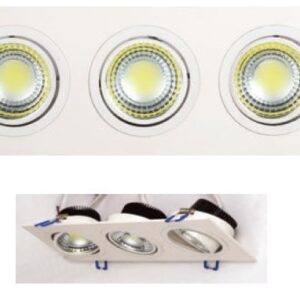 Светодиодный светильник встраиваемый 15вт ADRIANA-15 HL6703L