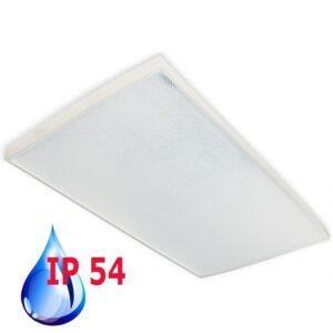 Светодиодный светильник влагозащищенный Diodex 1195x595x40мм IP54 68W