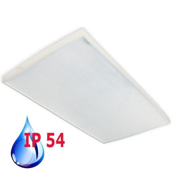 Светодиодный светильник влагозащищенный Diodex 1195x595x40мм IP54 105W