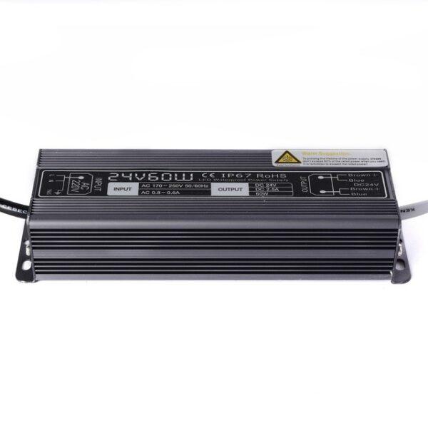 Драйвер для LED ленты IP67 – 100Вт