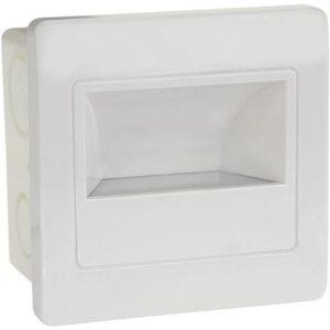Встраиваемый лестничный светильник с датчиком движения 2Вт DIAMOND