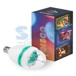 601-253 Диско-лампа светодиодная e27, 230 В