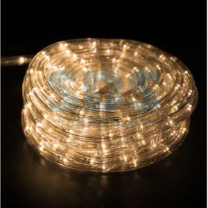 121-326-4 Дюралайт LED, свечение с динамикой (3W) – теплый белый, 24 LED/м, бухта 100м