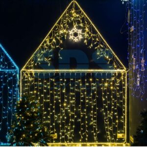 121-127 Дюралайт LED , постоянное свечение (2W), 36 LED/м, цвет: Золото, бухта 100м