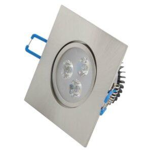 Светодиодный светильник встраиваемый 3Вт  ELENA-3 HL672L