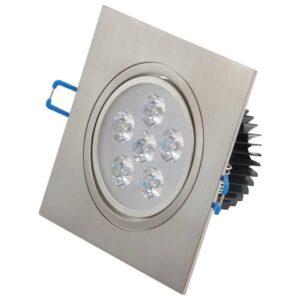 Светодиодный светильник встраиваемый 6Вт  ELENA-6 HL674L