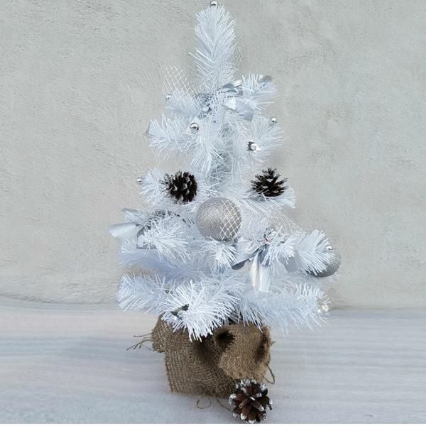 Настольная елочка с декором 45см